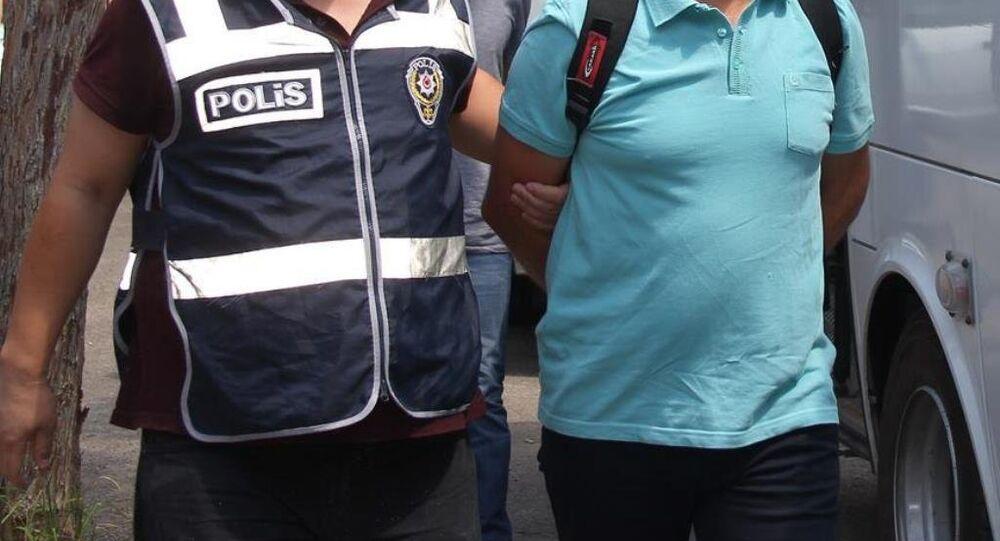 Gözaltı - operasyon - tutuklama