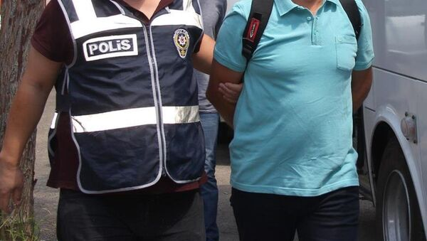 Gözaltı - operasyon - tutuklama - Sputnik Türkiye