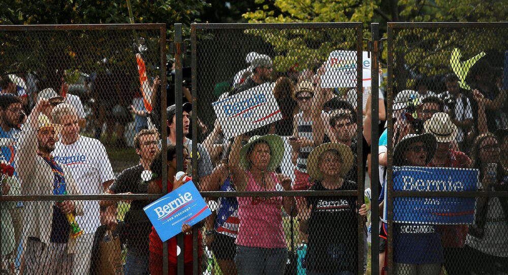 Bernie Sanders taraftarları