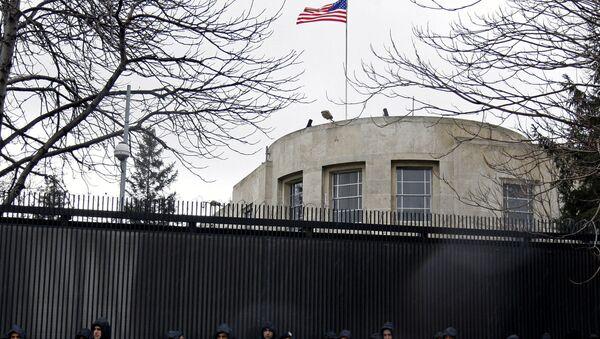 ABD Ankara Büyükelçiliği - Sputnik Türkiye