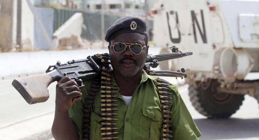 Afrika Birliği askeri