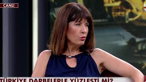 Nurşen Mazıcı - Sputnik Türkiye