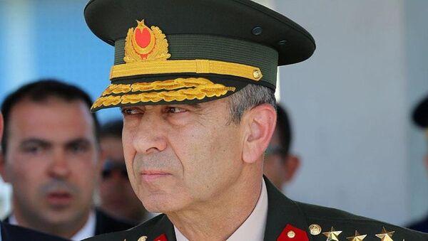 Kara Kuvvetleri Komutanı Orgeneral Salih Zeki Çolak - Sputnik Türkiye