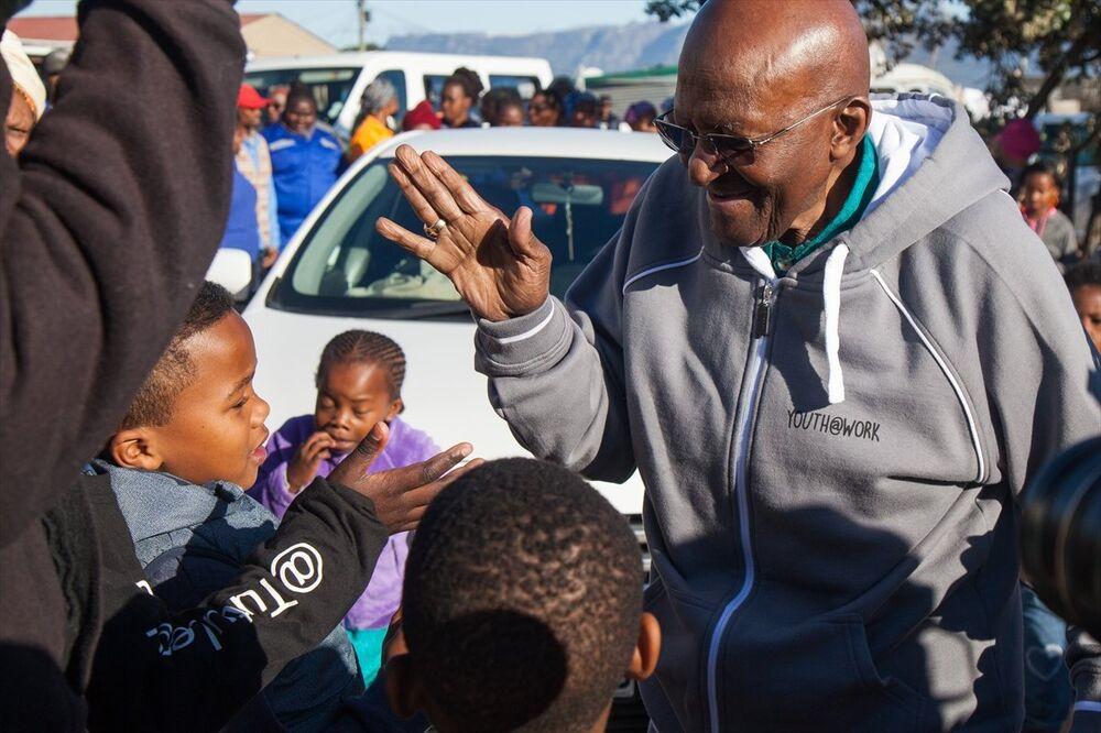 Güney Afrika'da 'Nelson Mandela Günü' kutlandı
