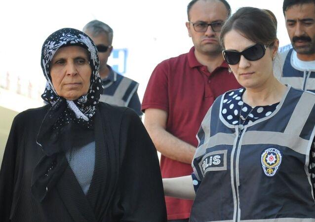 Boydak Holding Yönetim Kurulu Başkanvekili Şükrü Boydak'ın eşi Aliye Boydak