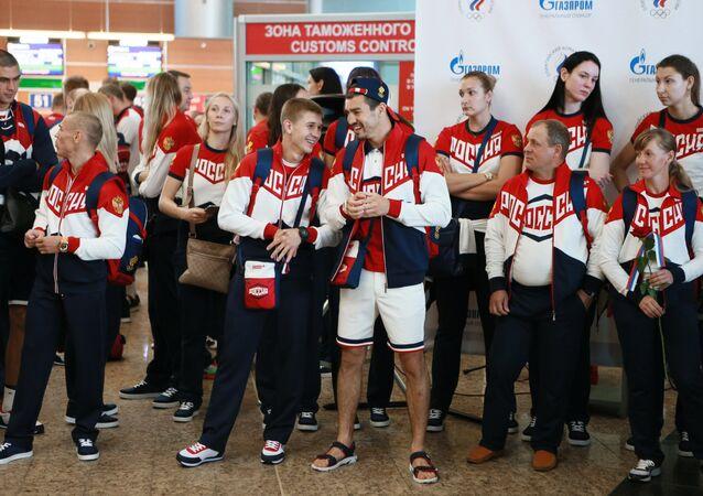 70 Rus sporcu olimpiyat yolcusu