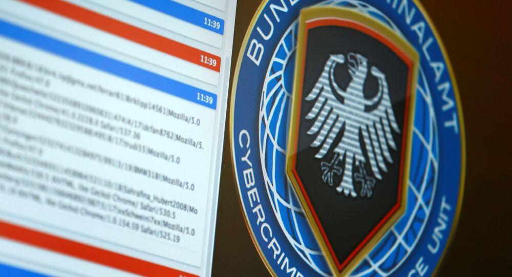 Almanya Federal Emniyet Teşkilatı / BKA