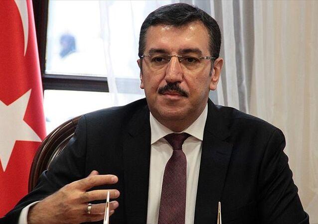 Gümrük ve Ticaret Bakanı Bülent Tüfenkçi