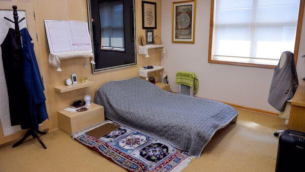 Fethullah Gülen'in Pensilvanya'daki evindeki odası - Sputnik Türkiye