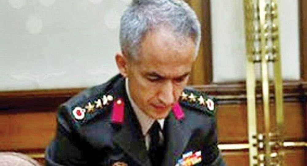 Yüksek Askeri Şûra (YAŞ) kararıyla tuğgeneralliğe yükselen Cemal Balıkçı