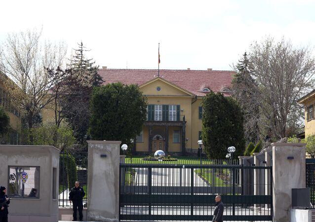 Almanya Büyükelçiliği / Ankara