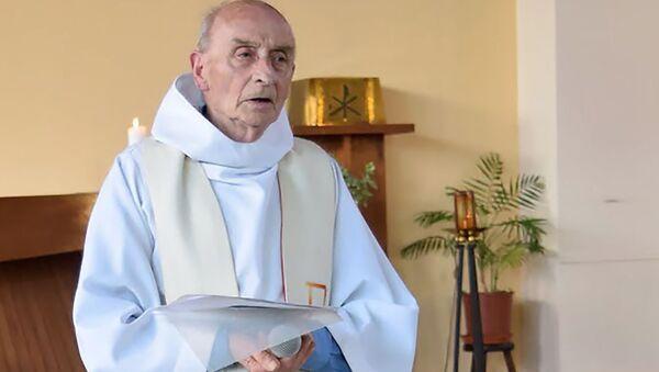 Rahip Jacques Hamel - Sputnik Türkiye