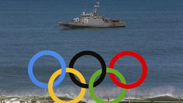 Rio Olimpiyat Oyunları / Brezilya / Rio de Janeiro / Copacabana - Sputnik Türkiye