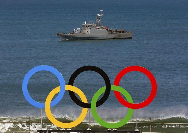 Rio Olimpiyat Oyunları / Brezilya / Rio de Janeiro / Copacabana