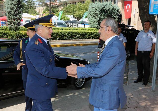Mehmet Şanver - Yılmaz Büyükerşen