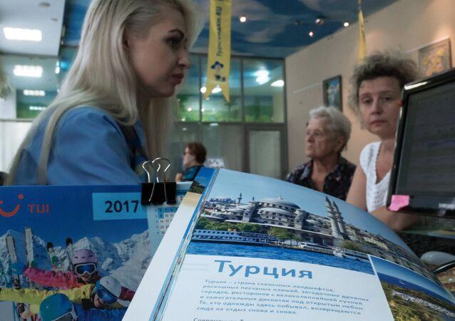 Türkiye- Rusya- turist