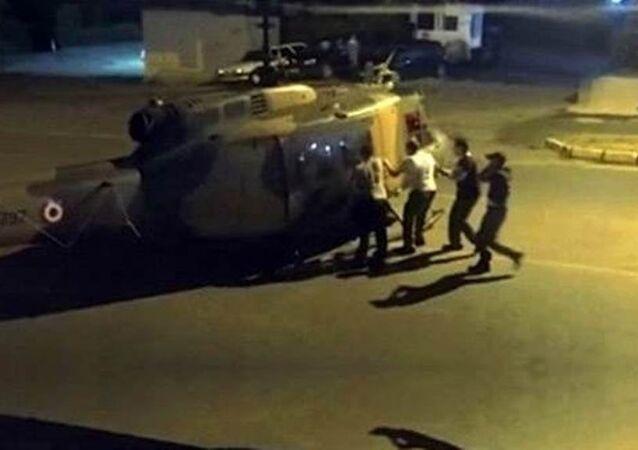 Pilot Kerime Kumaş'ın taşıdığı komutanlar aranıyor.