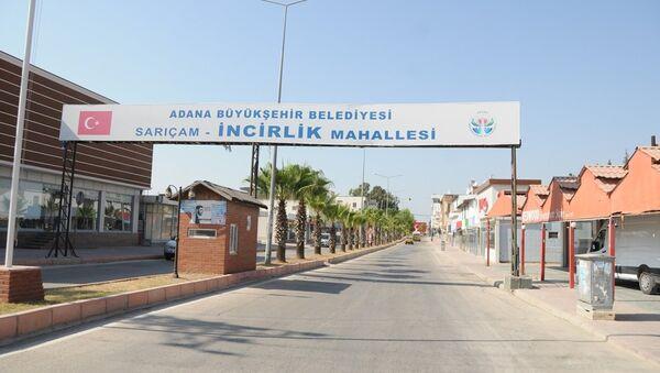 İncirlik Üssü - Sputnik Türkiye