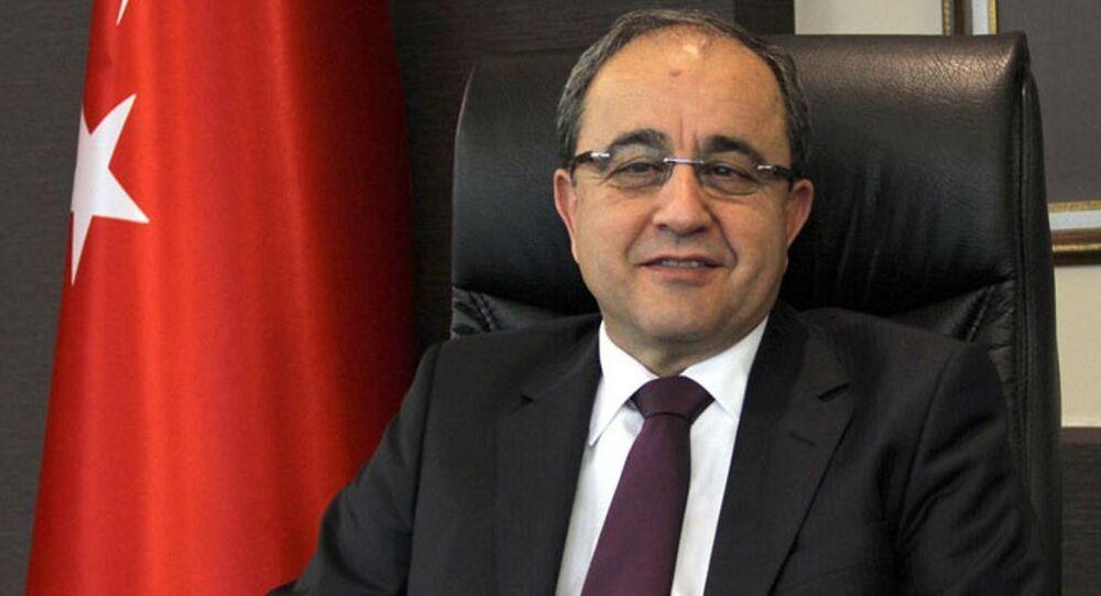 Pamukkale Üniversitesi Rektörü Prof. Dr. Hüseyin Bağcı