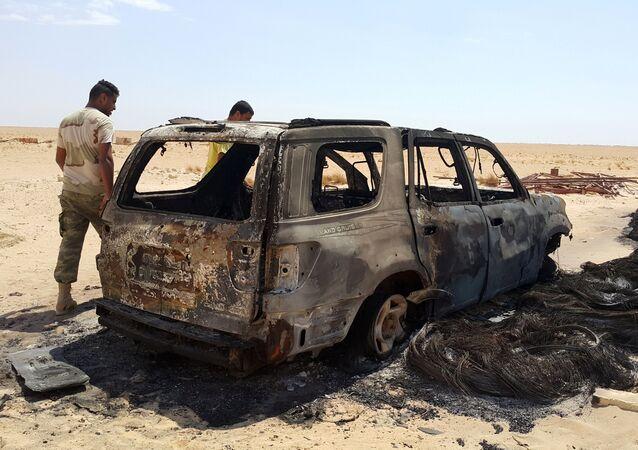 Bingazi'de bombalı saldırı