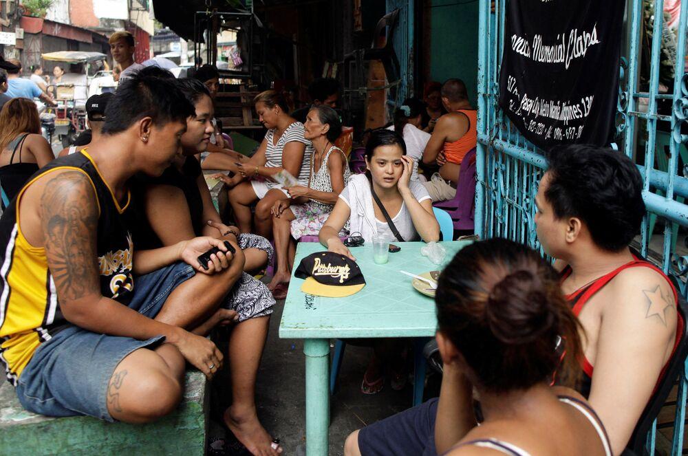Manila'da bir cinayet