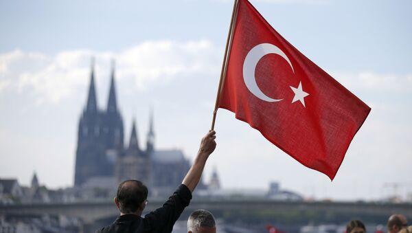 Almanya - Köln / Almanya'daki Türkler - Sputnik Türkiye