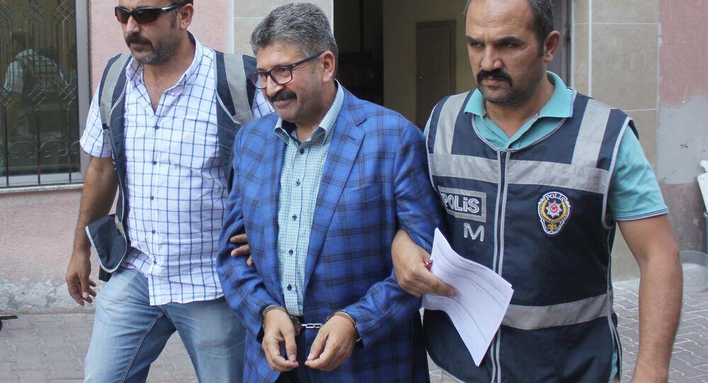 Hacı Boydak, FETÖ soruşturmasından göz altında