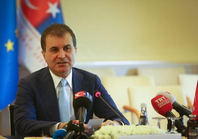 AB Bakanı Ömer Çelik