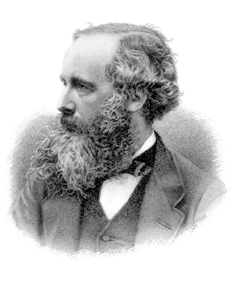 İskoç fizikçi James Maxwell