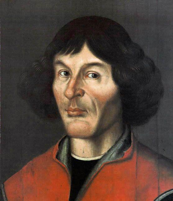 Polonyalı matematikçi Nicolaus Copernicus