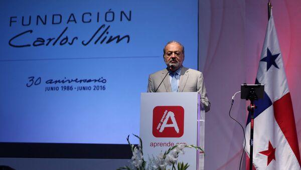 Carlos Slim - Sputnik Türkiye