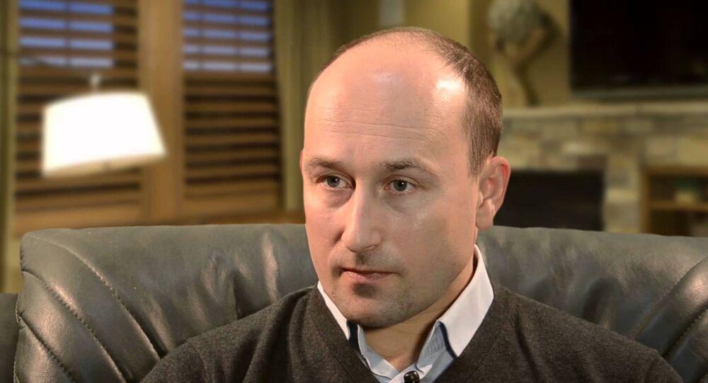 Rus siyasi uzman Nikolay Starikov