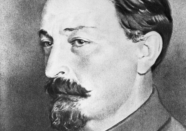 Sovyet istihbaratı KGB Başkanı Feliks Dzerjinski