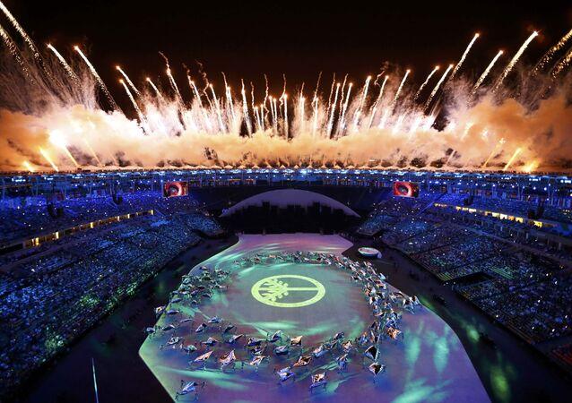 Rio Olimpiyat Oyunları başladı