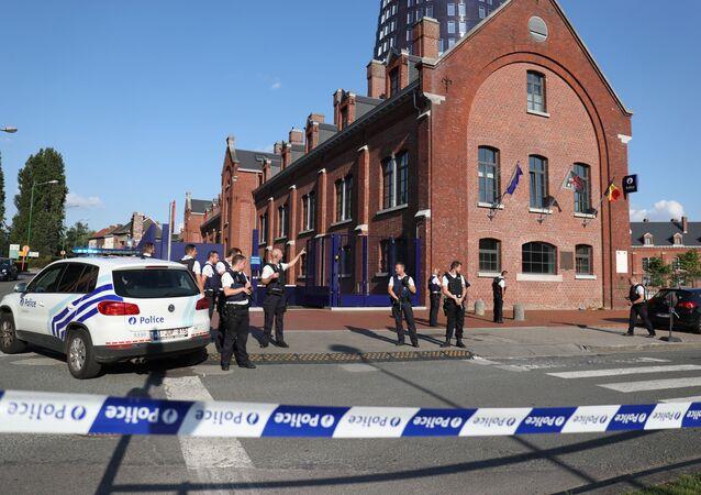 Belçika - Charleroi'da palalı saldırı