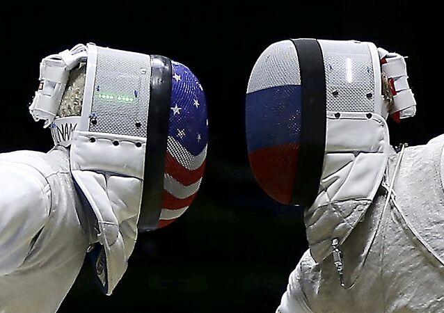 ABD - Rusya / Rio Olimpiyat Oyunları