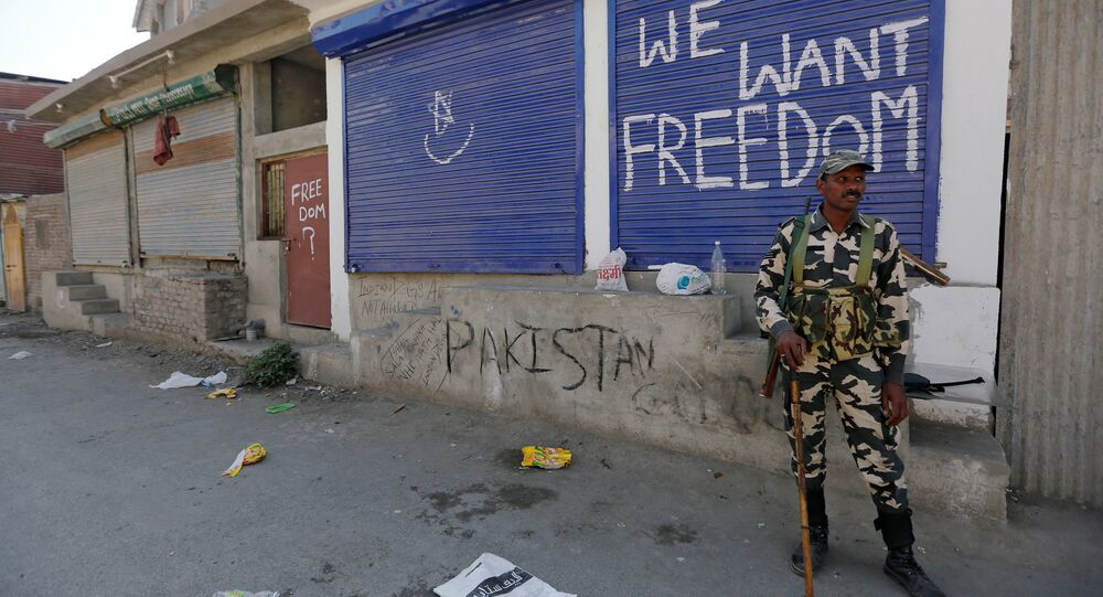 Keşmir- Pakistan - Hindistan