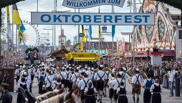 Almanya Oktoberfest - Sputnik Türkiye