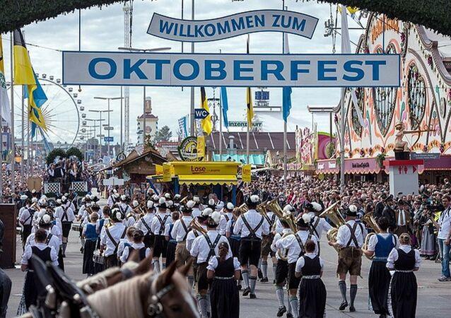 Almanya Oktoberfest