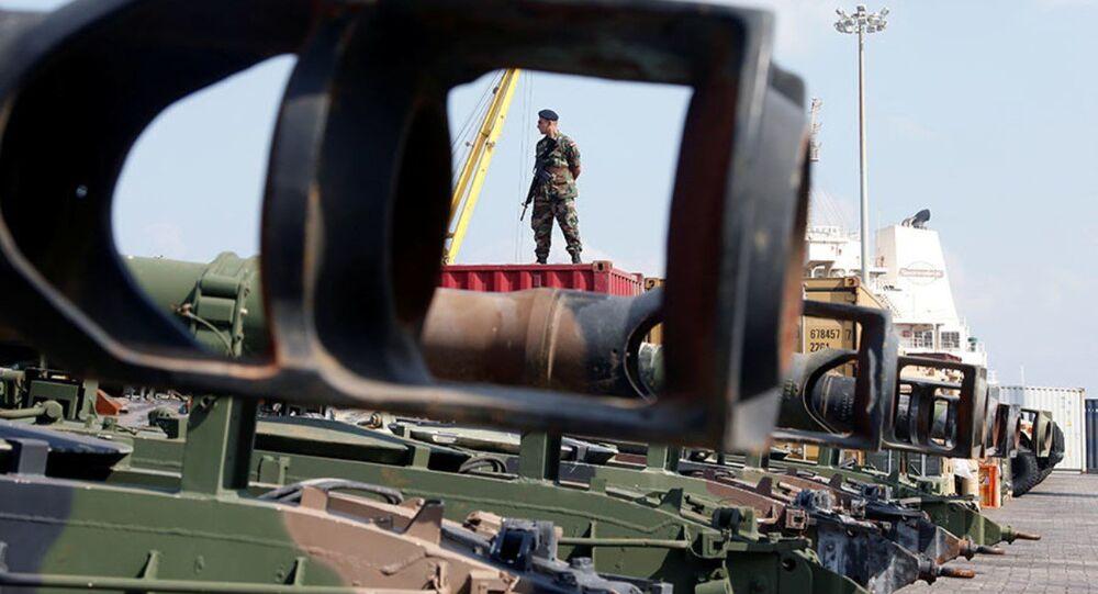 Lübnan'a ABD'den askeri yardım paketi