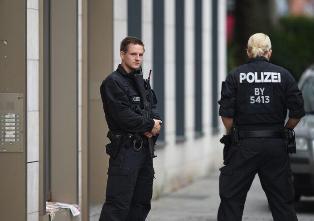 Almanya - Polis