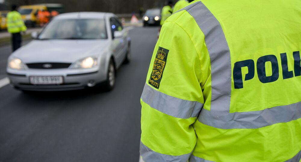 Danimarka polisi