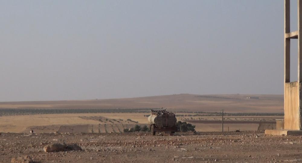 Suriye ordusu IŞİD'in petrol tankerlerini bombaladı