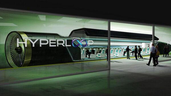 Hyperloop - Sputnik Türkiye