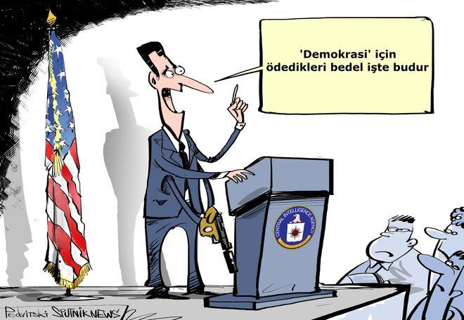 'Demokrasi' için ödedikleri bedel işte budur
