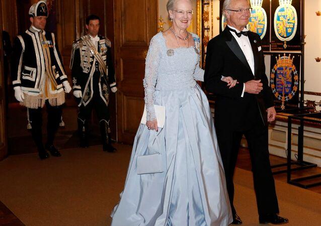 Danimarka Kraliçesi II. Margrethe