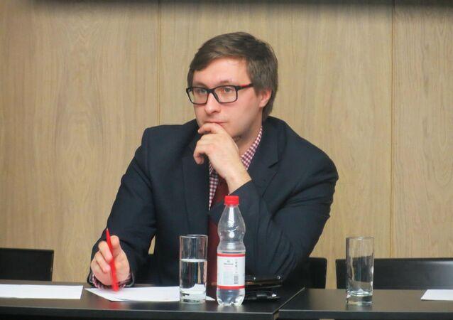 Rusya Șarkiyat, Uluslararasi Ilișkiler ve Kamu Diplomasi Merkezi Direktörü, Türkolog Vladimir Avatkov