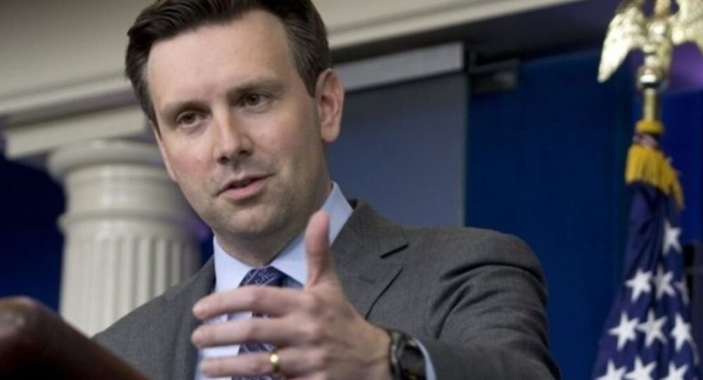 ABD Ulusal Güvenlik Konseyi Sözcüsü Ned Price