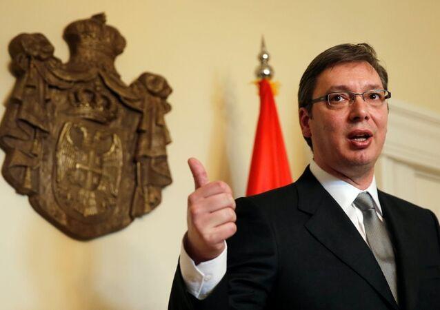 Aleksandr Vuçiç