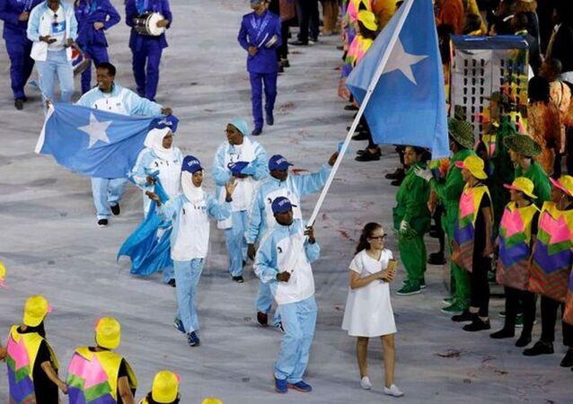 2016 Rio Olimpiyatlarında Somalili sporcular